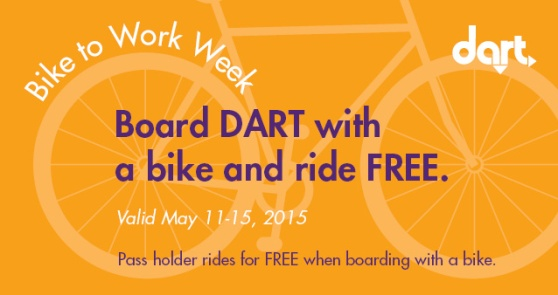 Bike Week - DART Pass